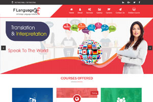 Educational Wevsite Design